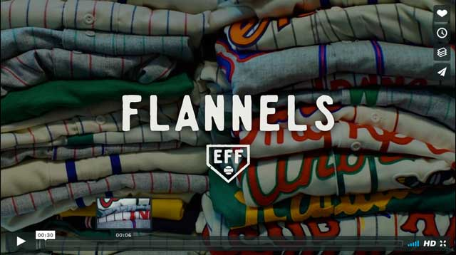 Ebbets Flannels video