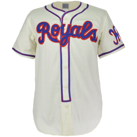 SMALL - Kansas City Royals 1946 Home Jersey