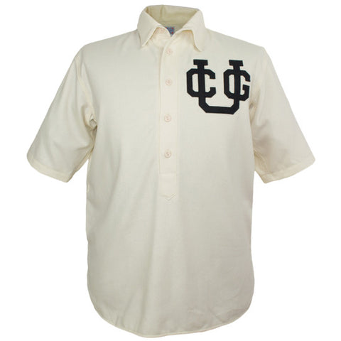 Chicago Union Giants 1904 Home Jersey