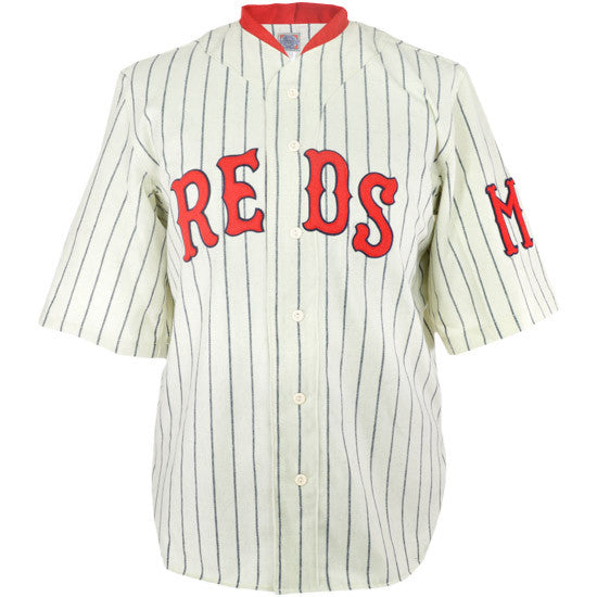5191f2a35 San Francisco Mission Reds 1937 Home Jersey