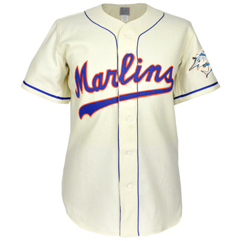 Miami Marlins (INT'L) 1956 Home Jersey