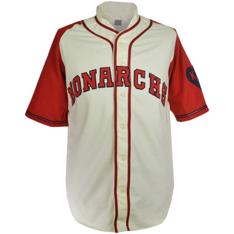 Kansas City Monarchs 1942 Home Jersey