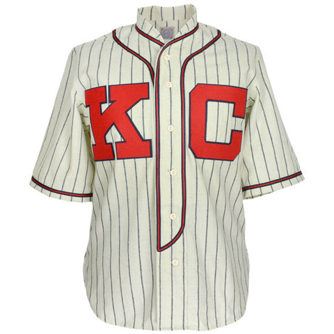 Kansas City Monarchs 1945 Home Jersey