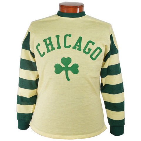 Chicago Shamrocks 1932 Hockey Sweater