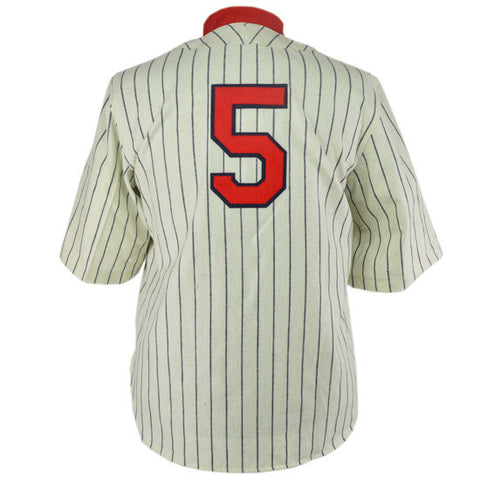 San Francisco Mission Reds 1937 Home Jersey