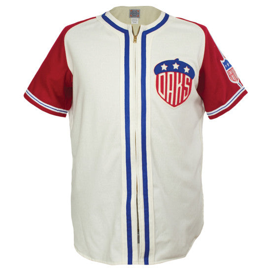 low priced 14b2e 46bc5 Oakland Oaks 1942 Home Jersey