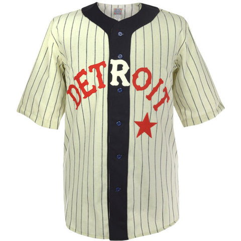 Detroit Stars 1920 Home Jersey