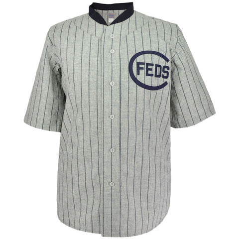 Chicago Whales 1914 Road Jersey