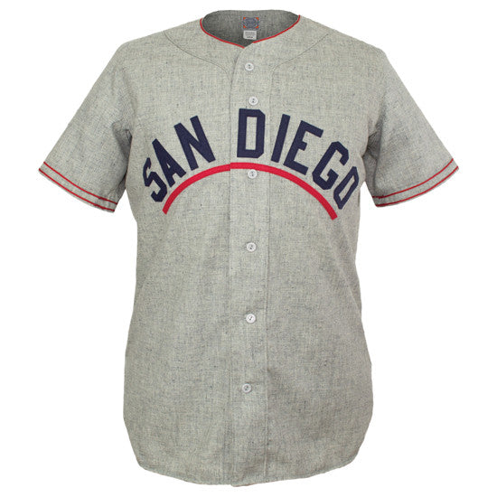 new concept 0e85a 79828 San Diego Padres (PCL) 1951 Road Jersey