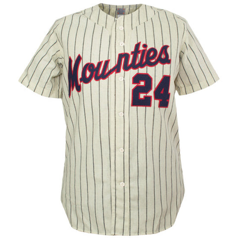 Vancouver Mounties 1958 Home Jersey