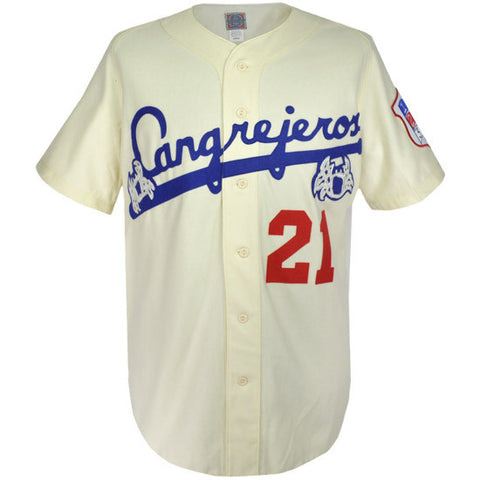 Santurce Cangrejeros 1954 Home Jersey
