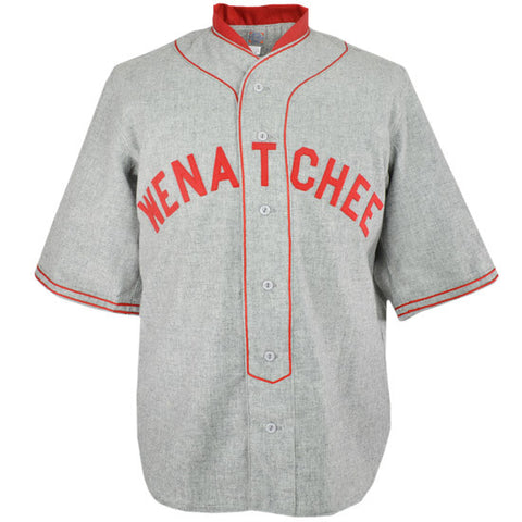 Wenatchee Chiefs 1938 Road Jersey