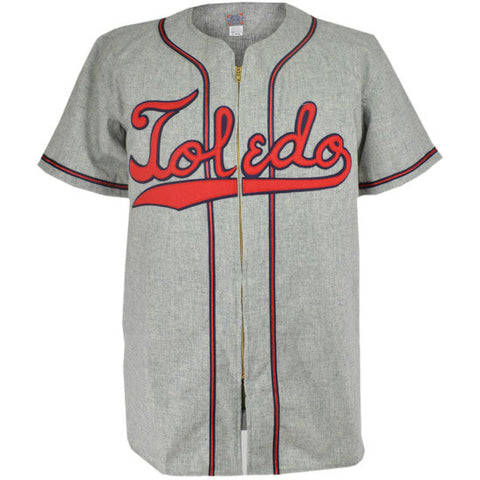 Toledo Glass Sox 1953 Road Jersey