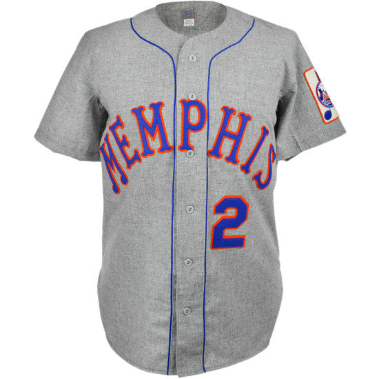 super popular fc598 b9272 Memphis Blues 1970 Road Jersey