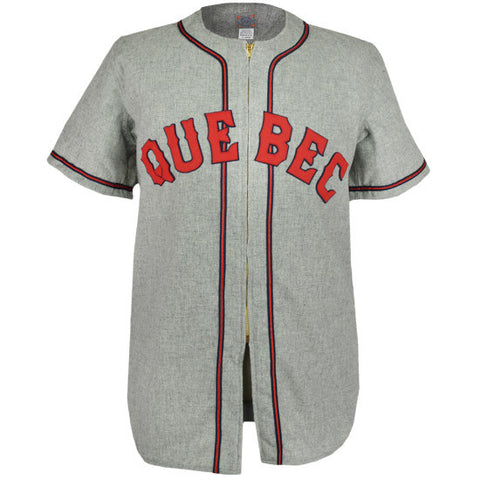 Quebec Braves 1952 Road Jersey