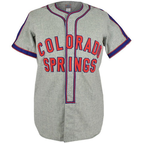Colorado Springs Sky Sox 1950 Road Jersey