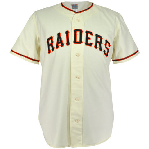 Pauls Valley Raiders 1954 Home Jersey