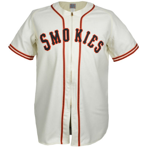 Knoxville Smokies 1950 Home Jersey