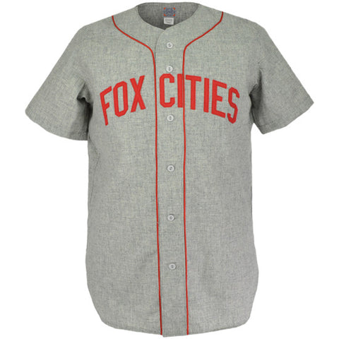 Appleton Foxes 1972 Road Jersey