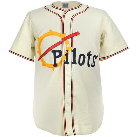 Caruthersville Pilots 1937 Home Jersey