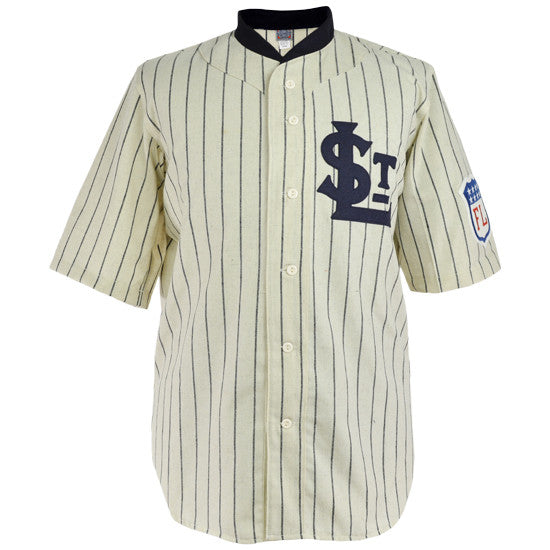 50254f18fcd St. Louis Terriers 1914 Home Jersey