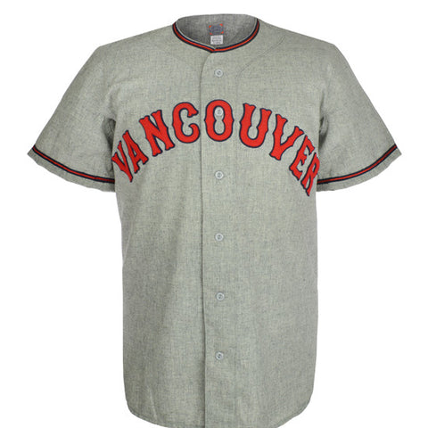 Vancouver Mounties 1956 Road Jersey