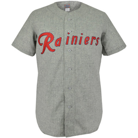 Seattle Rainiers 1957 Road Jersey
