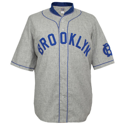 Brooklyn Royal Giants 1915 Road Jersey