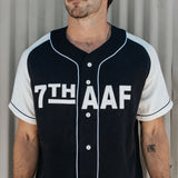 7th Army Air Force 1944 Road Jersey
