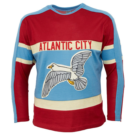 Atlantic City Seagulls Hockey Sweater