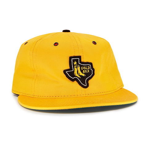 Amarillo Gold Sox Cotton Twill Ballcap