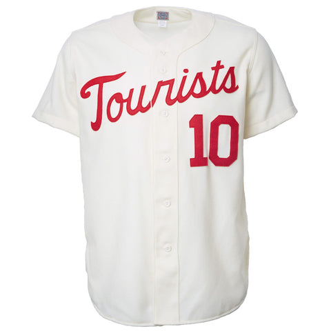 Asheville Tourists 1968 Home Jersey