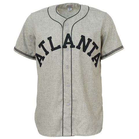 Atlanta Crackers 1947 Road Jersey