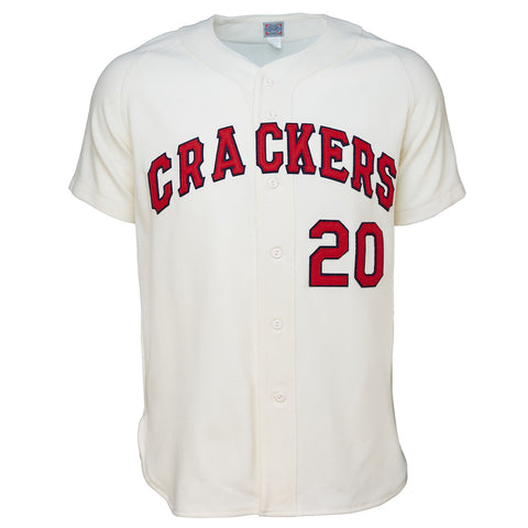 Atlanta Crackers 1963 Home Jersey