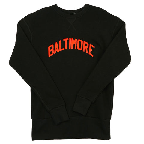 Baltimore Orioles (INT'L) Crewneck Sweatshirt