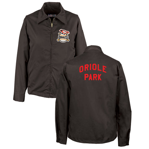 Baltimore Orioles (INT'L) Grounds Crew Jacket