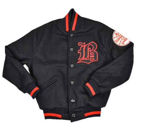 MED - Birmingham Black Barons 1940 Authentic Jacket