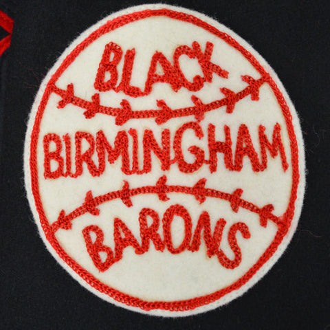 Birmingham Black Barons 1940 Authentic Jacket