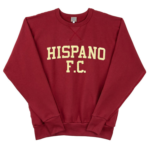 Brooklyn Hispano FC Vintage French Terry Sweatshirt