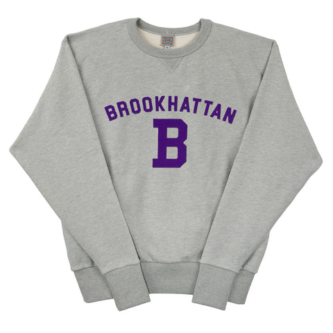 Brookhattan SC Vintage French Terry Sweatshirt