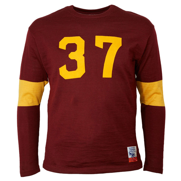 8b0ae8be8ea Brooklyn College 1937 Authentic Football Jersey – Ebbets Field Flannels