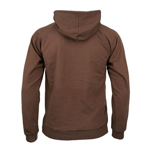 Brown Bombers Hooded Sweatshirt