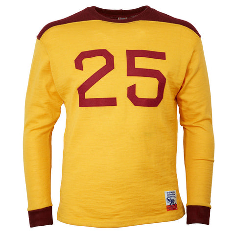 LARGE - Boston College 1938 Authentic Football Jersey