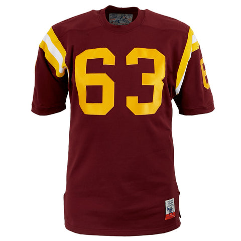 LARGE - Boston College 1963 Durene Football Jersey