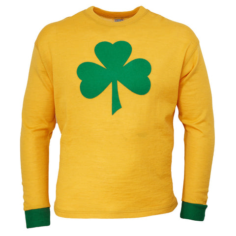 Boston Shamrocks 1937 Authentic Football Jersey