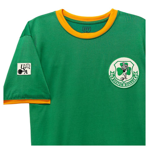 Boston Rovers 1967 Soccer Jersey