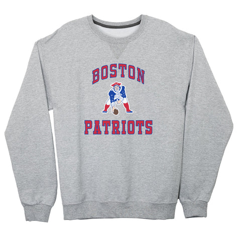 Boston Patriots Lightweight Crewneck