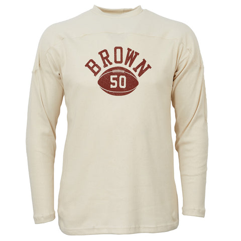 Brown University Football Utility Shirt