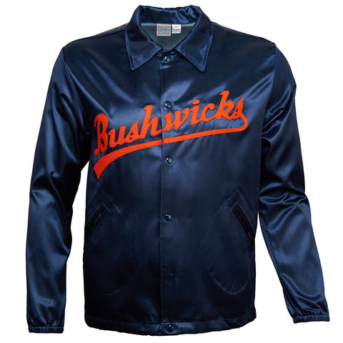 Brooklyn Bushwicks Vintage Satin Windbreaker