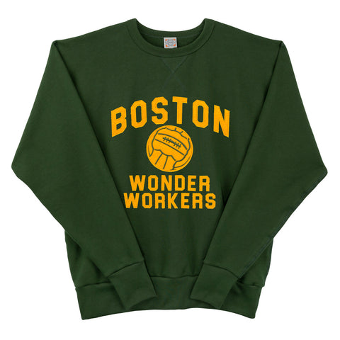 Boston Wonder Workers Vintage French Terry Sweatshirt